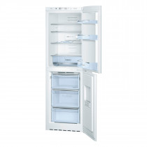 Bosch KGN34VW24G White Fridge Freezer