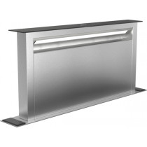 Neff Stainless Steel Glass Canopy Sides 90 Downdraft Extractor