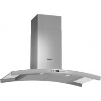Neff 90 Stainless Steel Glass Canopy Chimney Hood