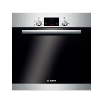 Bosch HBA13R150B Built-in Brushed Steel Single Oven