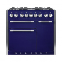 Mercury MCY1000DF Dual Fuel Blueberry Range Cooker