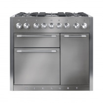 Mercury MCY1000DF Dual Fuel Stainless Steel Range Cooker