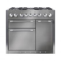 Mercury MCY1000DF Dual Fuel Stainless Steel Range Cooker
