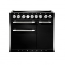 Mercury MCY1000EI Induction Ash Black Range Cooker
