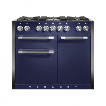 Mercury MCY1082DF Dual Fuel Blueberry Range Cooker