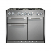 Mercury MCY1082DF Dual Fuel Stainless Steel Range Cooker