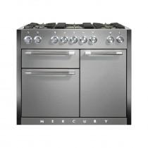 Mercury MCY1082DF Dual Fuel Stainless Steel Range Cooker
