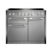 Mercury MCY1082EI Induction Stainless Steel Range Cooker