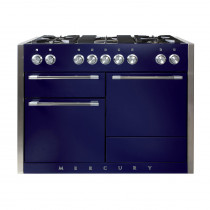 Mercury MCY1200DF Dual Fuel Blueberry Range Cooker