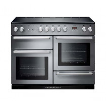 Rangemaster Nexus 110 Induction Stainless Steel Range Cooker NEX110EISS/C 106160