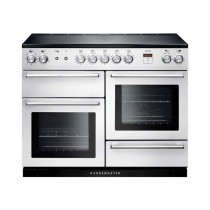 Rangemaster Nexus 110 Induction White Range Cooker NEX110EIWH/C 106170
