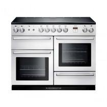 Rangemaster Nexus 110 Induction White Range Cooker 106170