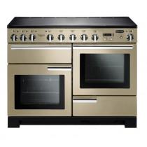 Rangemaster Professional Deluxe 110 Induction Cream Range Cooker 101560
