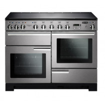 Rangemaster Professional Deluxe 110 Induction Stainless Steel Range Cooker 101540