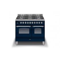 Ilve Milano 100 Twin Dual Fuel Blue Range Cooker (Coup de Feu)