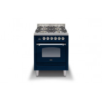 Ilve Milano 60 Single Dual Fuel Blue Range Cooker