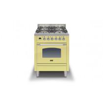Ilve Milano 60 Single Dual Fuel Cream Range Cooker