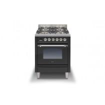 Ilve Milano 60 Single Dual Fuel Graphite Range Cooker