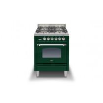 Ilve Milano 60 Single Dual Fuel Green Range Cooker
