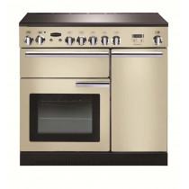 Rangemaster Professional Plus 90 Ceramic Cream Range Cooker 91820
