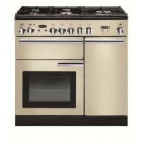 Rangemaster Professional Plus 90 Natural Gas Cream Range Cooker PROP90NGFCR/C 91920