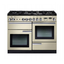 Rangemaster Professional Plus 110 Dual Fuel Cream Range Cooker 91800