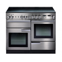 Rangemaster Professional Plus 110 Induction Stainless Steel Range Cooker 85310