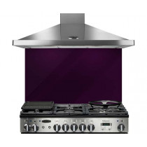 Rangemaster 90cm Glass Splashback Purple UNBSP899PU/ 107500