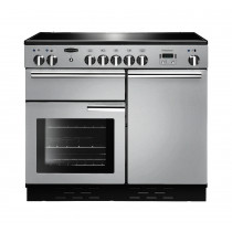 Rangemaster Professional Plus 100 Induction Stainless Steel Range Cooker PROP100EISS/C 96020