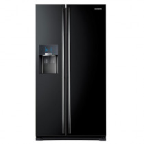 Samsung Side by Side No Frost Black Fridge Freezer RS7567THCBC