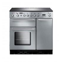 Rangemaster Toledo 90 Ceramic Stainless Steel Range Cooker 68960
