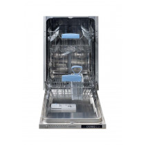Rangemaster 45cm Slimline 10 Place Integrated Dishwasher 10540