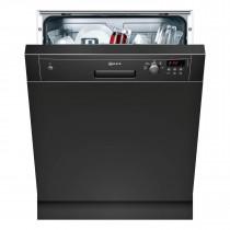 NEFF Semi-Integrated Dishwasher 60 Black S41E50S1GB