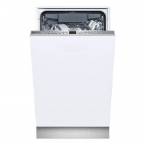 NEFF S58T69X1GB Fully Integrated 45cm Slimline Dishwasher