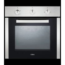 CDA Single Fanned Stainless Steel Gas Oven