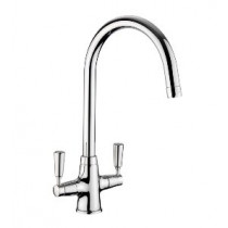 Rangemaster Aquaclassic 2 Tap - TAC2BF Brushed Finish