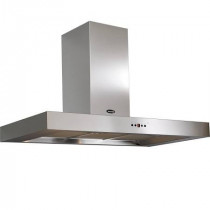 Britannia Arioso Designer Wall Mounted Stainless Steel Chimney Hood 90 with ASC