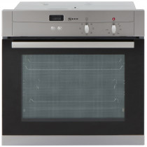 Neff Built In Stainless Steel Single Electric Oven B12S53N3GB