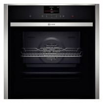 Neff N90 Slide & Hide Single Oven B47CS34N0B