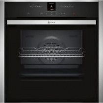 Neff Stainless Steel Built-in Single Electric Oven B57CR23N0B