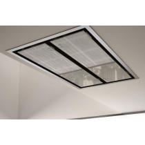 Best Cirrus Glass ceiling cooker hood