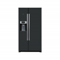 Neff N50 Black American Style Fridge Freezer KA3902B20G