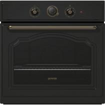 Gorenje BO73CLB Classico Black Built in Oven