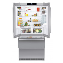 Liebherr CBNes 6256 PremiumPlus Stainless Steel Fridge Freezer