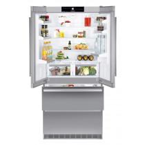 Liebherr CBNes 6256 PremiumPlus Stainless Steel Fridge Freezer