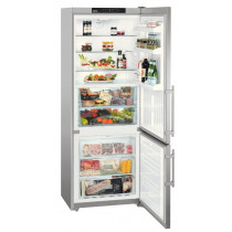 Liebherr CBNesf 5133 Comfort Stainless Steel Fridge Freezer