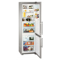 Liebherr CBNPes 3967 PremiumPlus Stainless Steel Fridge Freezer