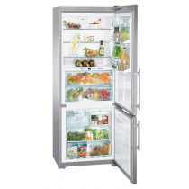 Liebherr CBNPes 5167 PremiumPlus Stainless Steel Fridge Freezer