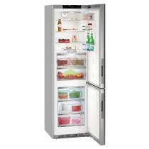 Liebherr CBNPgb 4855 Premium Silver Fridge Freezer
