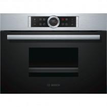 Bosch Serie 8 CDG634BS1B Compact Steam Oven